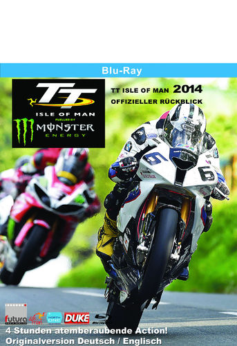 TT IOM 2014 Bluray - Deutsch/Englisch