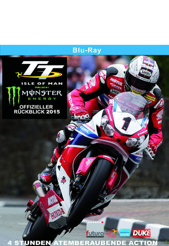 TT IOM 2015 Bluray - Deutsch/Englisch