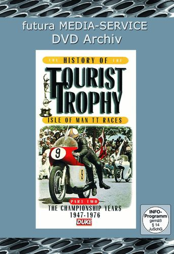 History TT Isle of Man Racing Teil 2 1947-1976