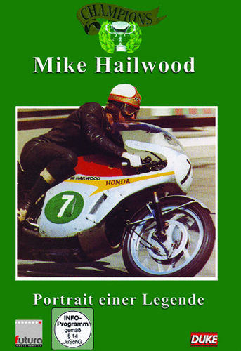Champions - Mike Hailwood