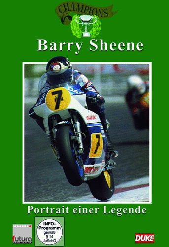 Champions - Barry Sheene